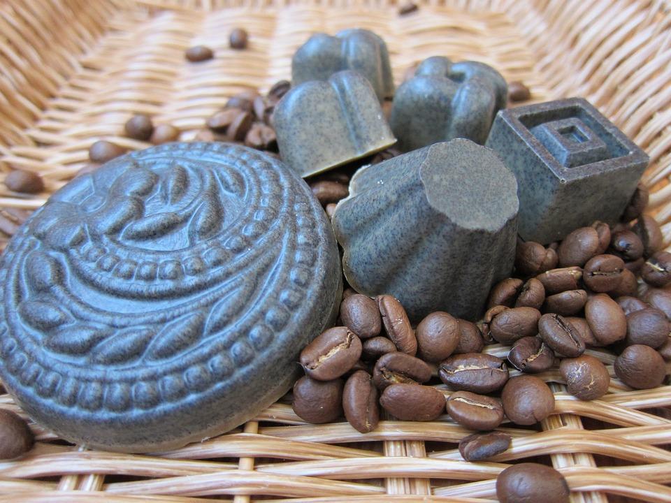 Peeling Kawowy, Kawa, Zarośla, Naturalnych, Spa