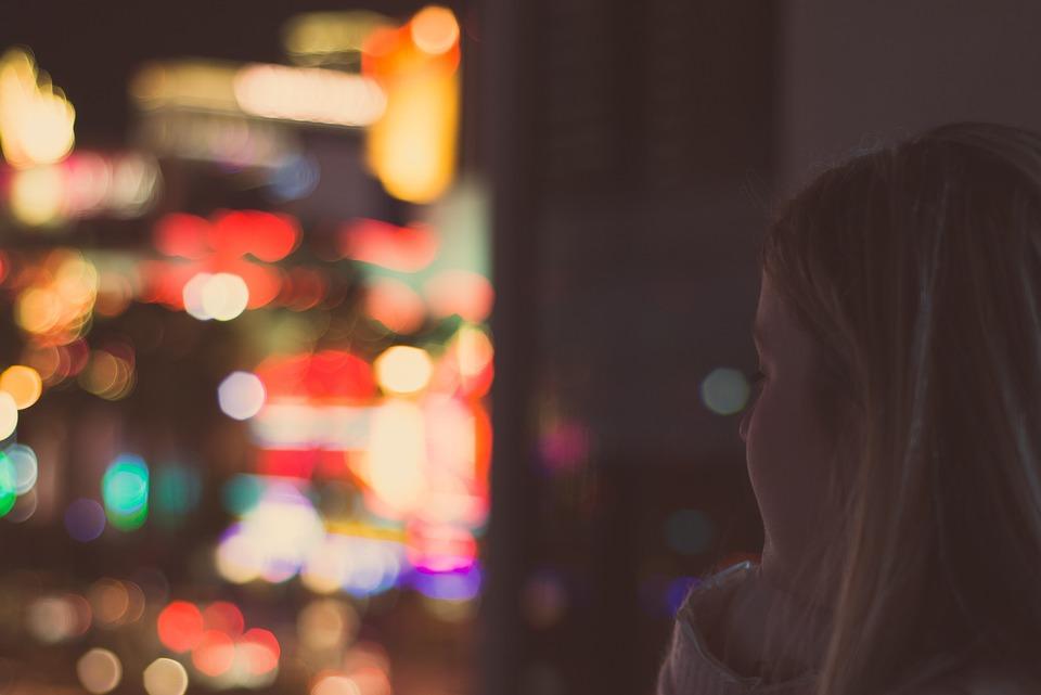 Depressione, Donna Depressa, Solitudine, Donna Sola