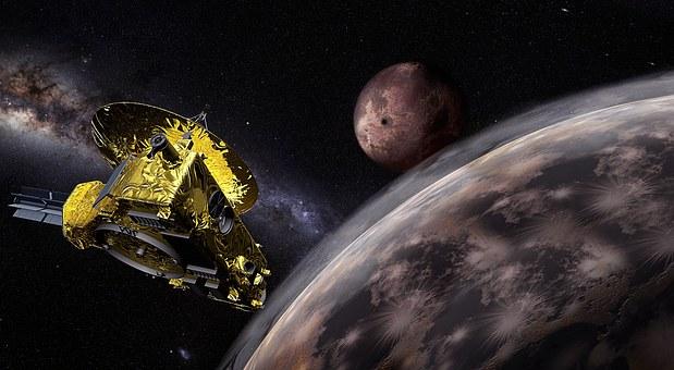 Universum, Planet, Galaxis, Sonde