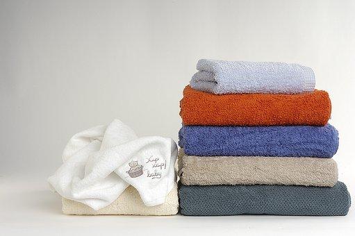 タオル, Atrezo, バスルーム, シャワー