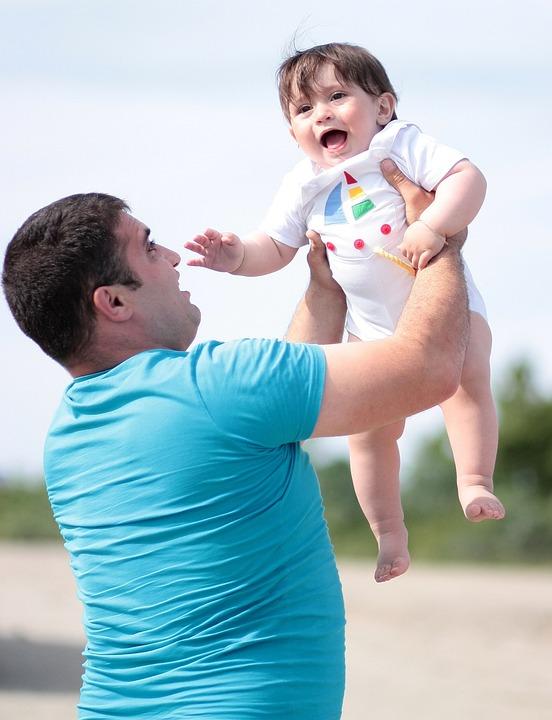 Dad Son Love Free Photo On Pixabay