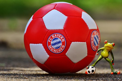 Bayern Munich, Frog, Football Club