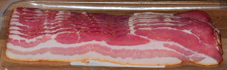 Jamón, De Cerdo, Carne, Desayuno, Ventresca De Atún