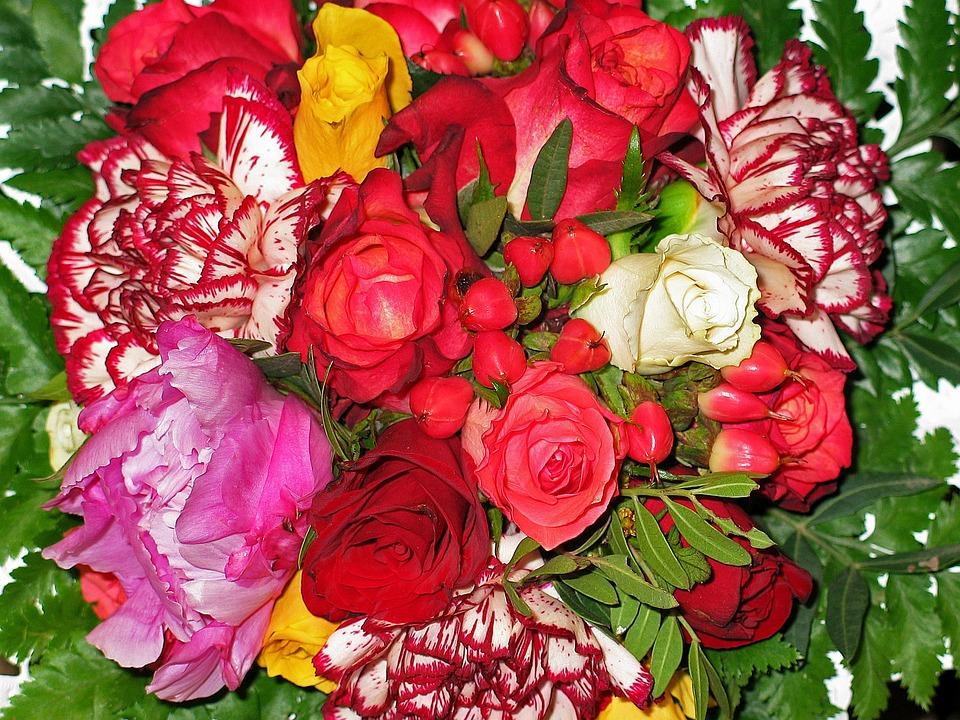 bouquet de fleurs image gratuite id e d 39 image de fleur. Black Bedroom Furniture Sets. Home Design Ideas