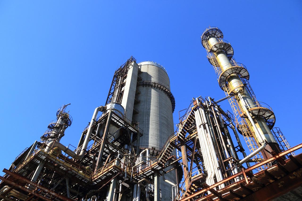 ブルガリア, ブラツァ, 放棄された, 業界, 化学, 植物, 青工場, 青植物, 青産業
