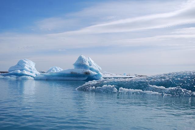 夜寂寞_冰岛 冰川 冰 · Pixabay上的免费照片