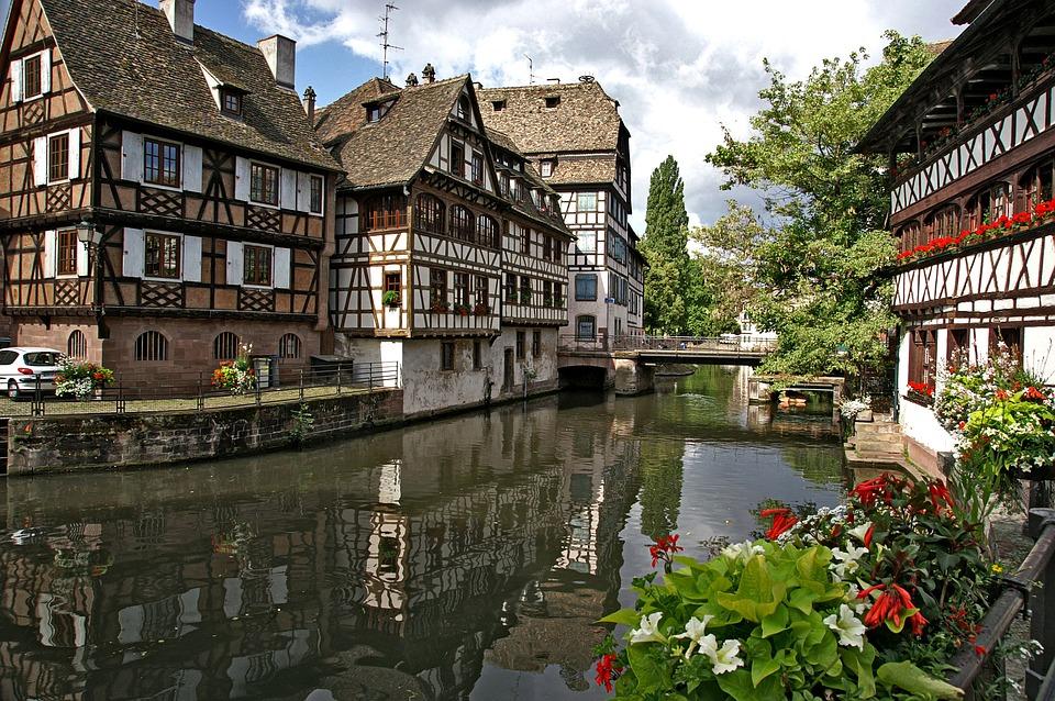 Strasbourg city, pixabey