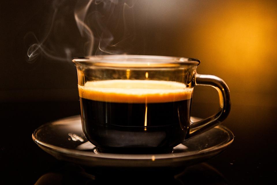 Coffe, Uống, Cốc, Trẻ, Buổi Sáng, Bữa Ăn Sáng, Lối Sống