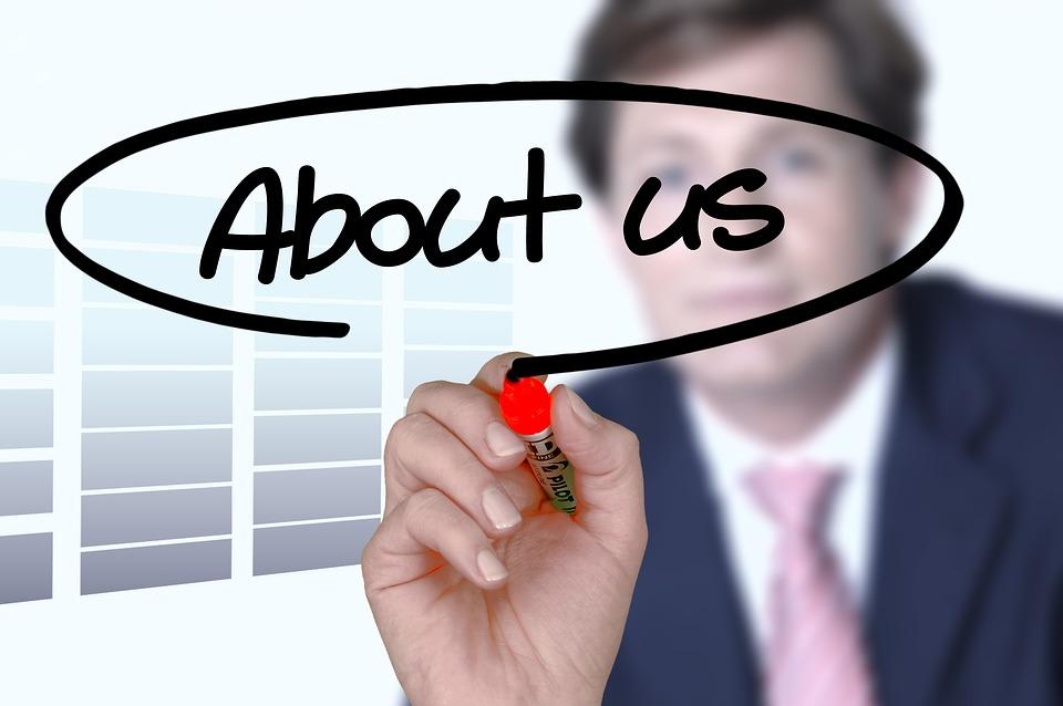Businessman Imprint About Us - Free image on Pixabay