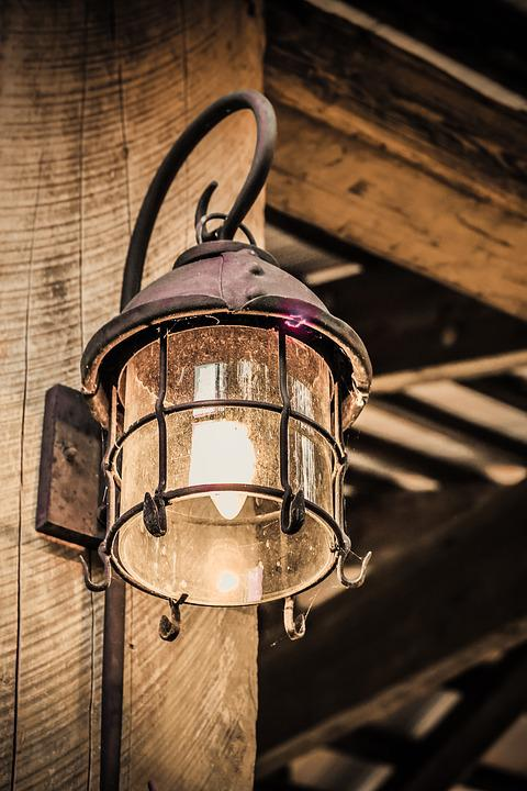 [Gratis!√] Mewarnai Gambar Lampu Minyak