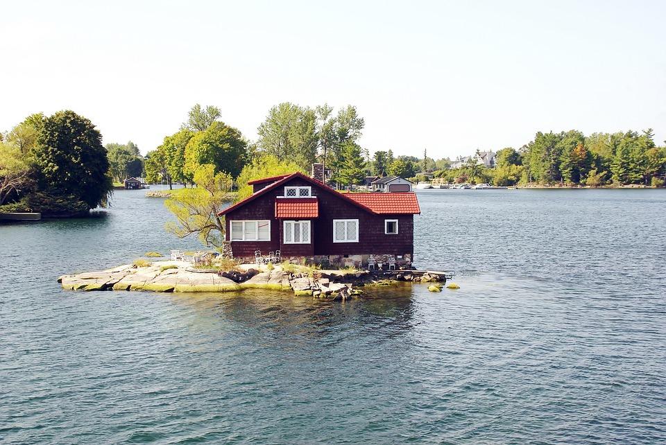 Photo gratuite: Canada, Mille-Îles, Maison, Île - Image gratuite ...