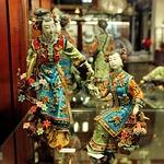 china, guangdong, statues