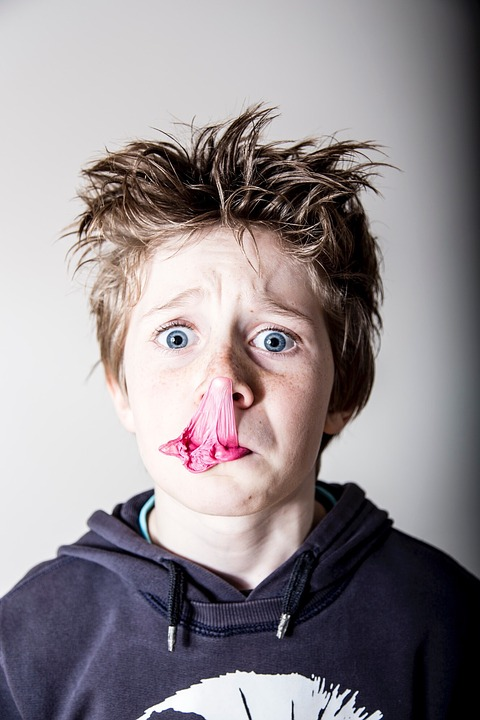 Free Photo Chewing Gum Ouch Sugar Boy Free Image On