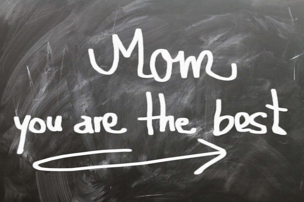 Ke Dni Matek, Matka, Deska, Tabule, Vděčnost, Láska