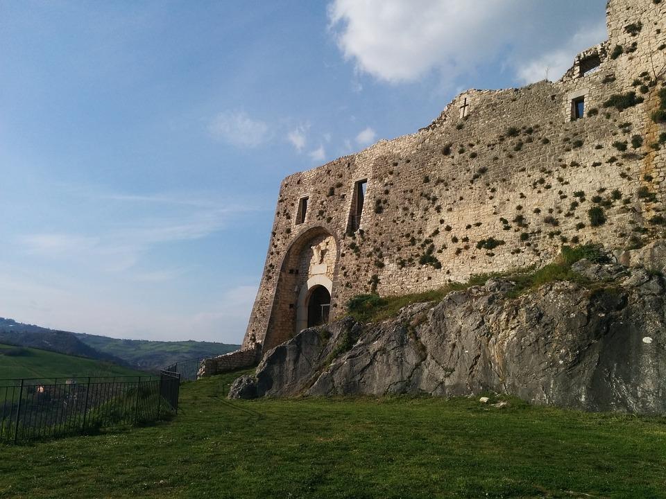 Castello, Castle, Molise