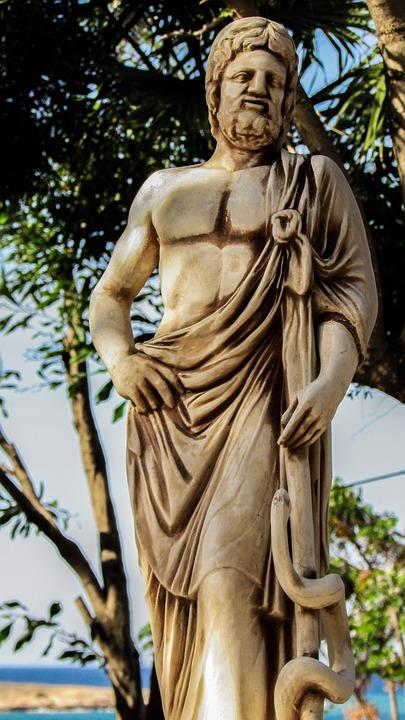 Asklepios, Gott, Medizin, Antikes Griechenland