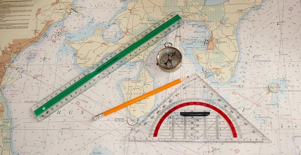 Math Anchor Charts: Free photo: Maritim Navigation Chart Compass - Free Image on ,Chart