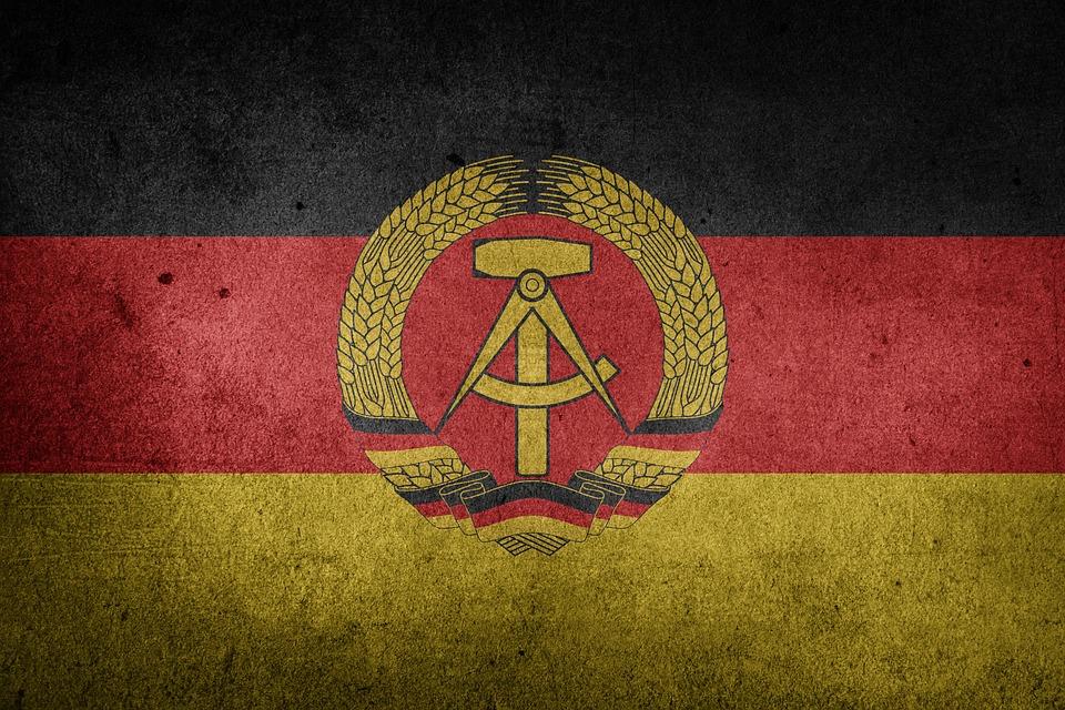 Flag Historical East Germany - Free image on Pixabay