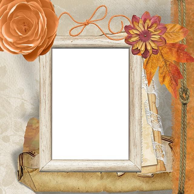 Background Scrapbooking Fall 183 Free Image On Pixabay