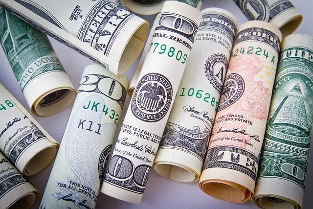 ドル, マネー, 現金お金, ビジネス, 通貨, 財源, 危機, 収入, 豊富な, 銀行, ビル, 富, 法案