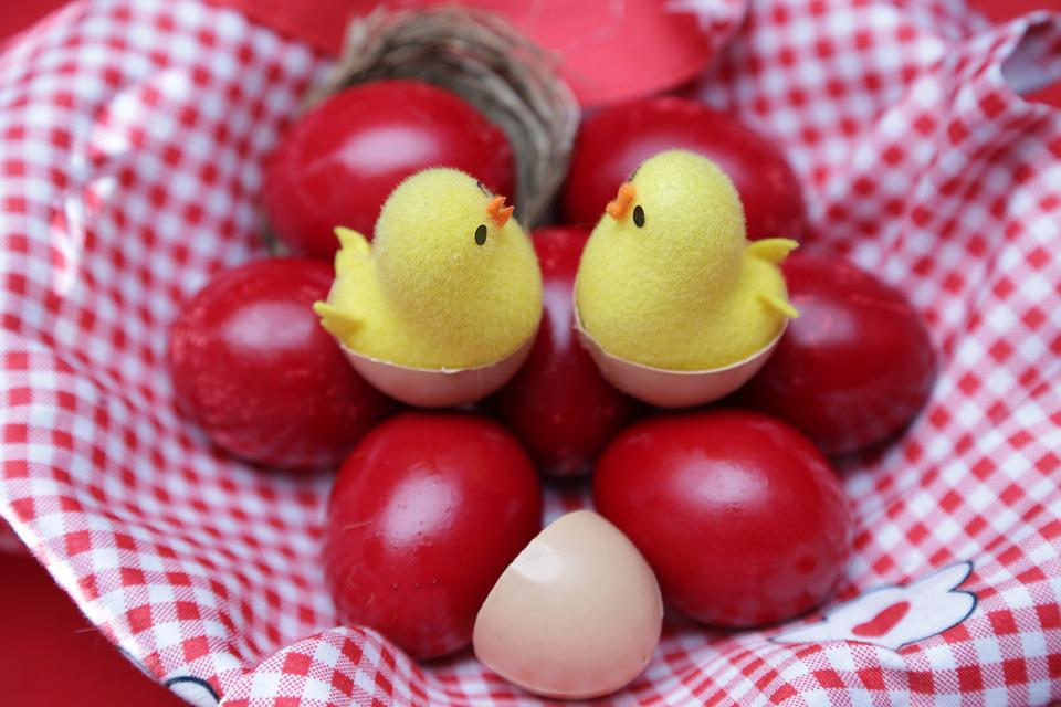 Image result for red eggs