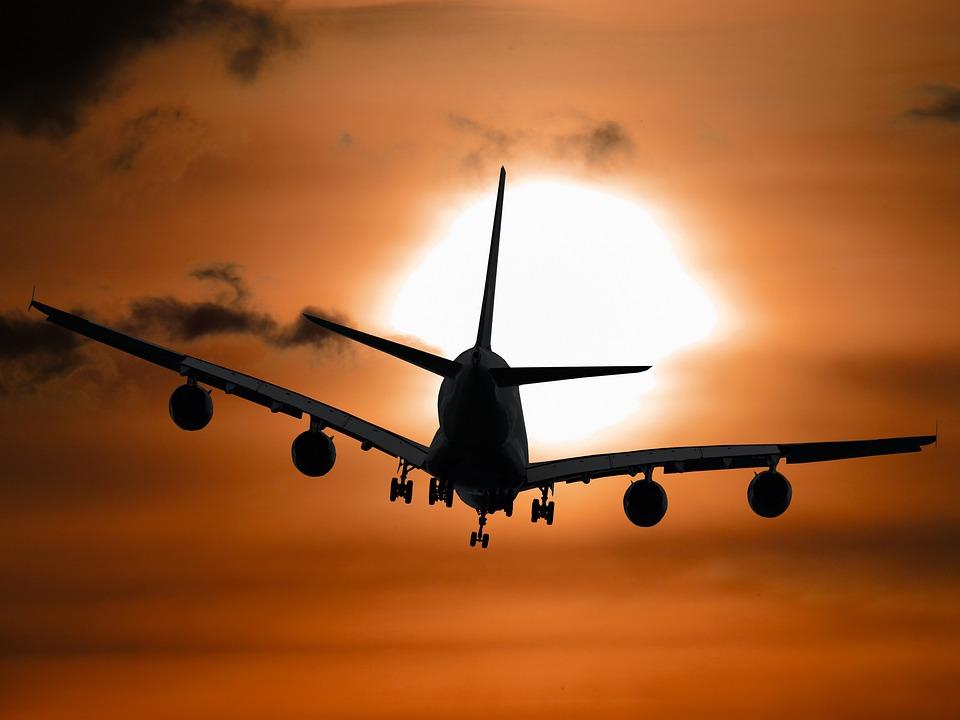aircraft holiday sun tourism summer - Free Holiday Pics