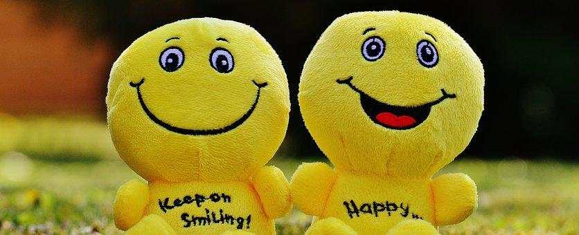 Smiley, Rire, Drôle, Émoticône, Emotion