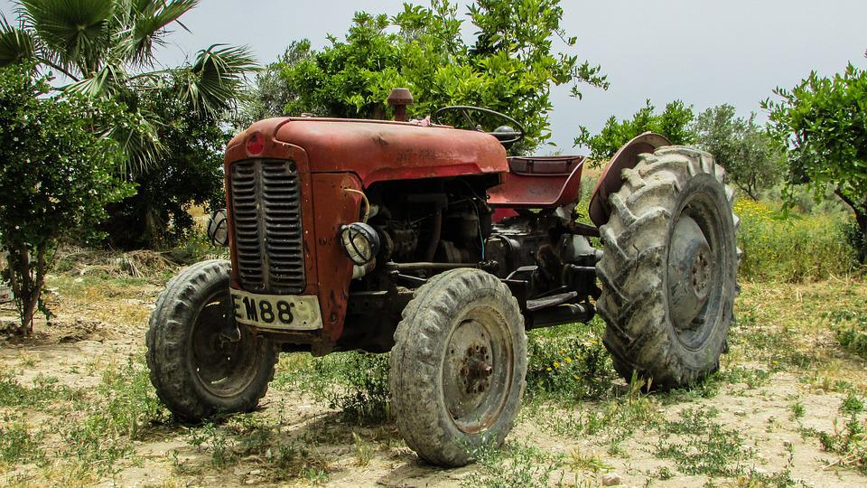 Oldest Antique Tractors : Free photo tractor old antique agriculture