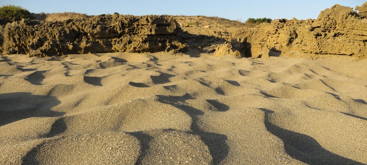 песчаные гряды картинка любит