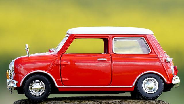 Free photo: Model, Car, Auto, Transport, Red - Free Image ...
