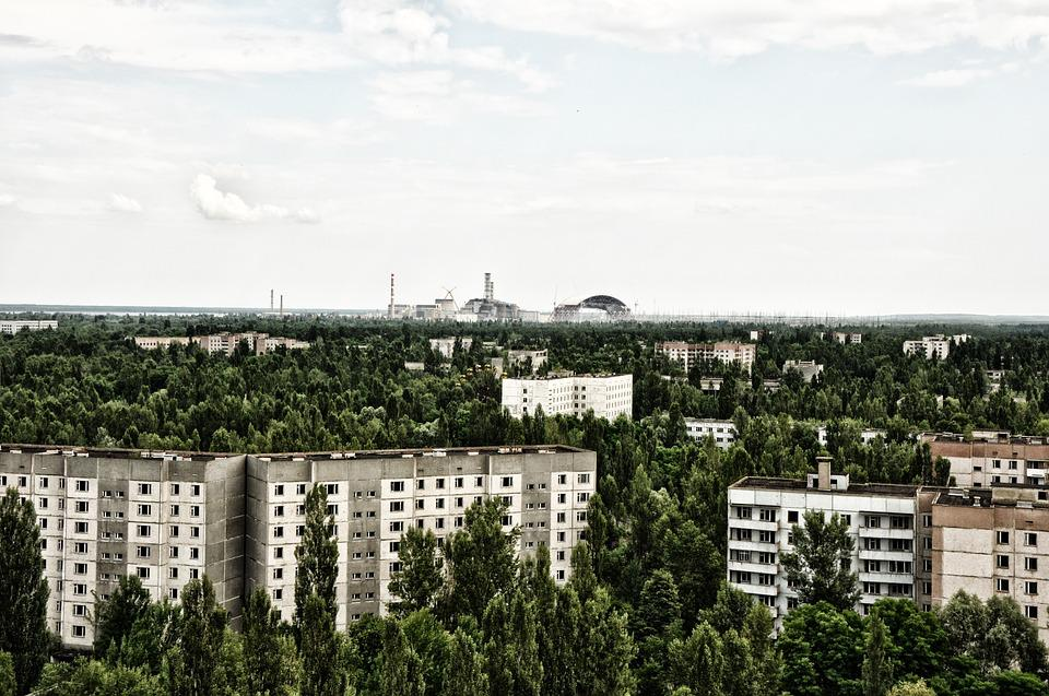 Pripyat town in Chernobyl-facts-stats