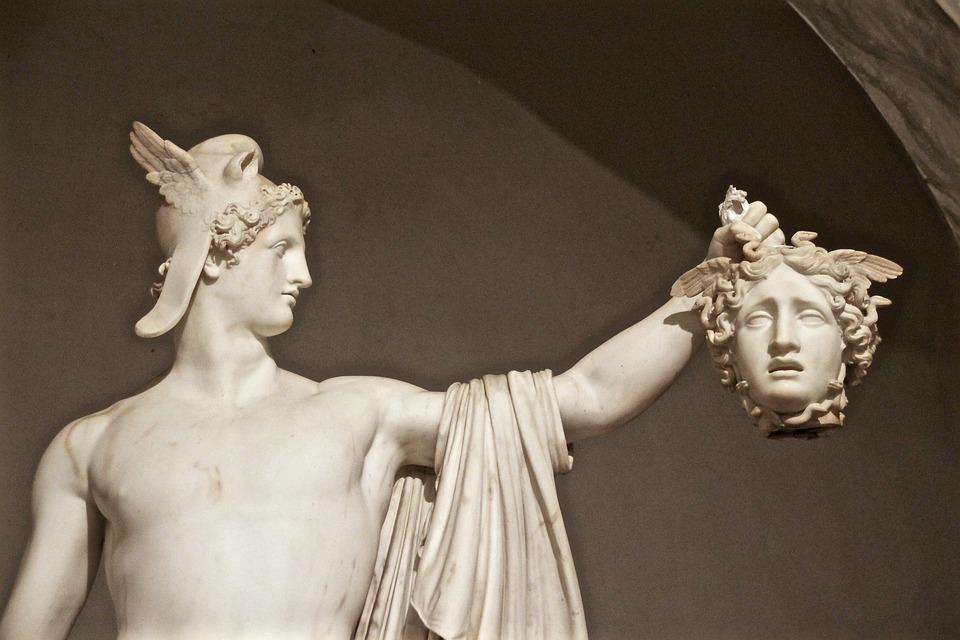 Büste, Figur, Stein, Statue