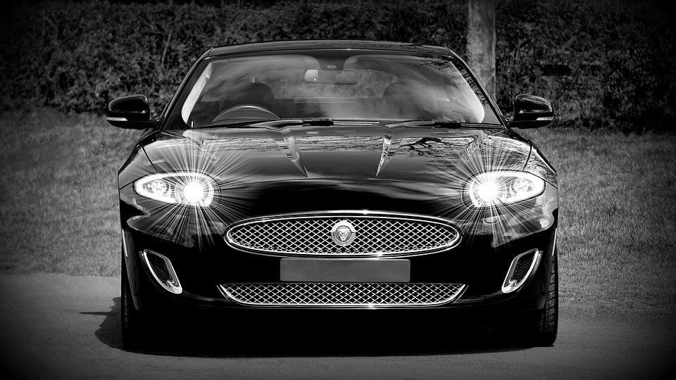 Jaguar Car Vehicle Free Photo On Pixabay