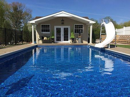 House, Villa, Pool, In-Ground Pool