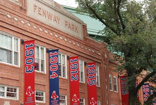 Sports Baseball America Boston Red Sox Fen