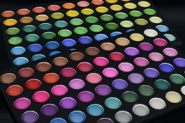 Eye Shadow Cosmetics Color Palette 183 Free Photo On Pixabay