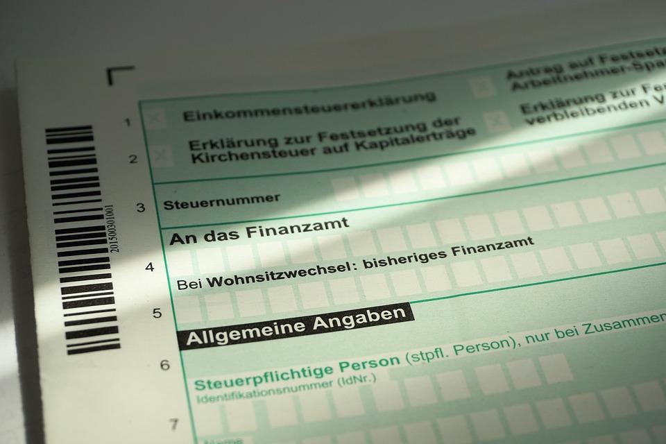 Declaración De Impuestos, Control, Oficina De Impuestos