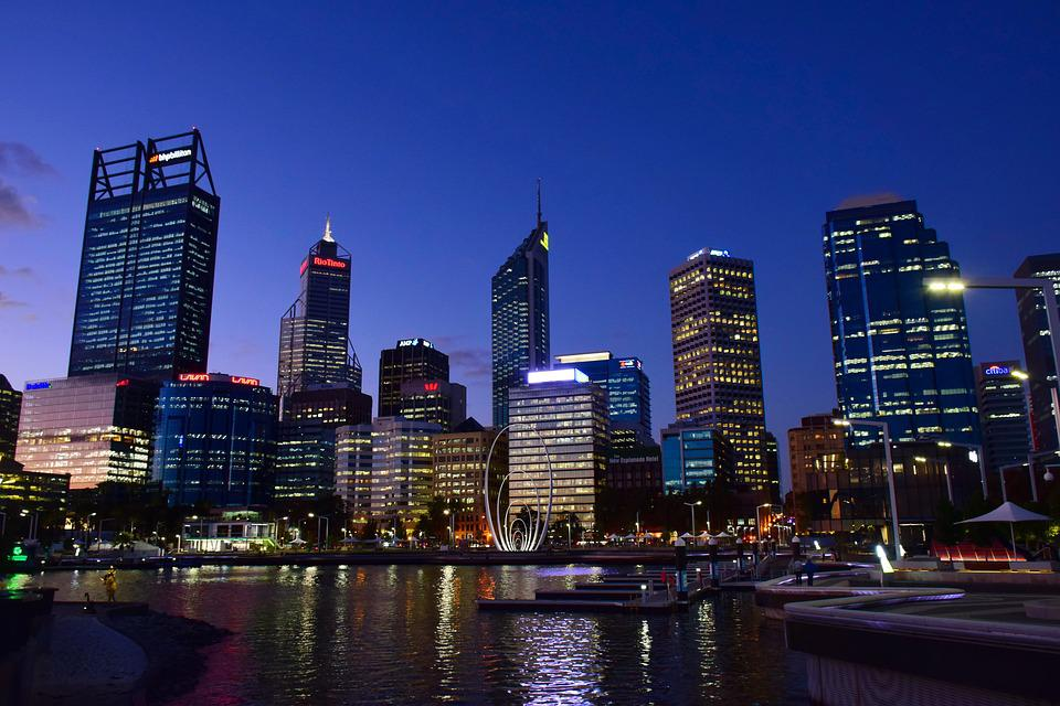 Perth, Western Australia, City, Australia Top 10 Cities to Live in Australia in 2020