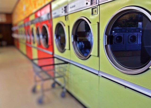 Free Photo Laundry Laundromat Washer Free Image On