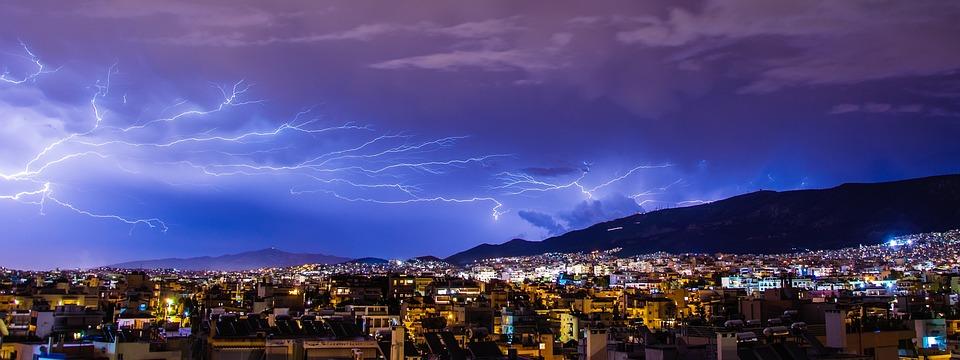 Lightning Free images on Pixabay