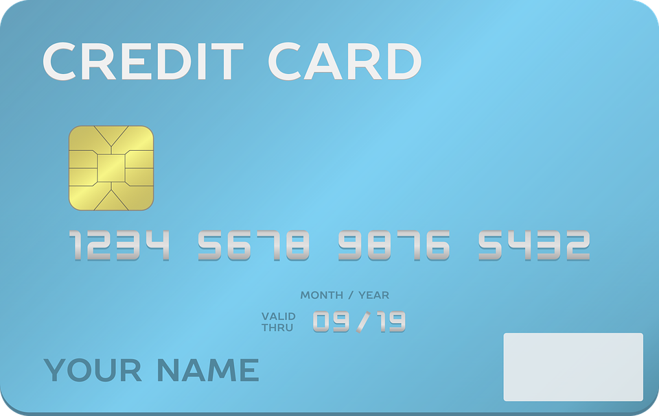 Credit Card Withdrawals · Free vector graphic on Pixabay