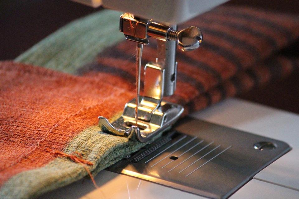 Nähmaschine Stoff Nähen · Kostenloses Foto auf Pixabay
