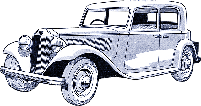 How To Draw An Old Fashioned Race Car