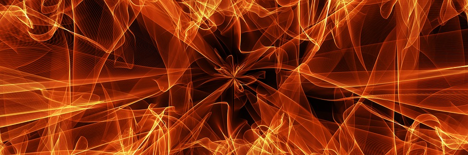 free illustration flame fire abstract burn free
