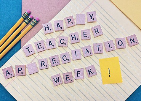 Teacher Appreciation Week, Teacher