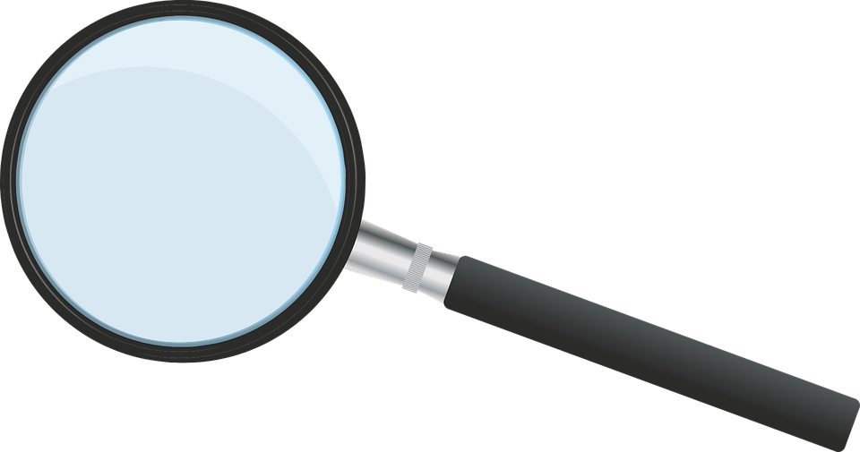 Free Vector Graphic: Magnifying Glass, Increase, Search
