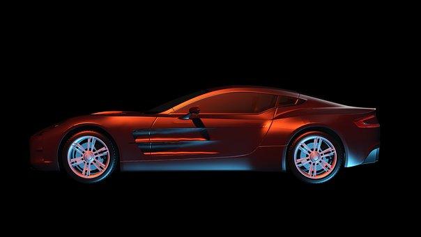 Sports Car, Pkw, Auto, Vehicle, Dare