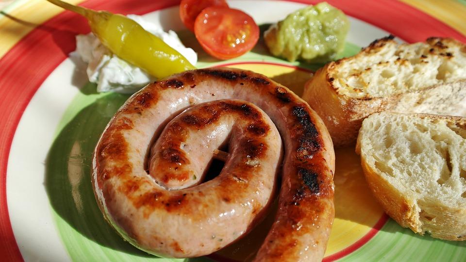 Bratwurst, Barbecue, Kjøtt, Grill, Deilig, Spise