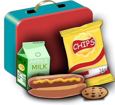 Lunchbox, Lunch Set, School Lunch