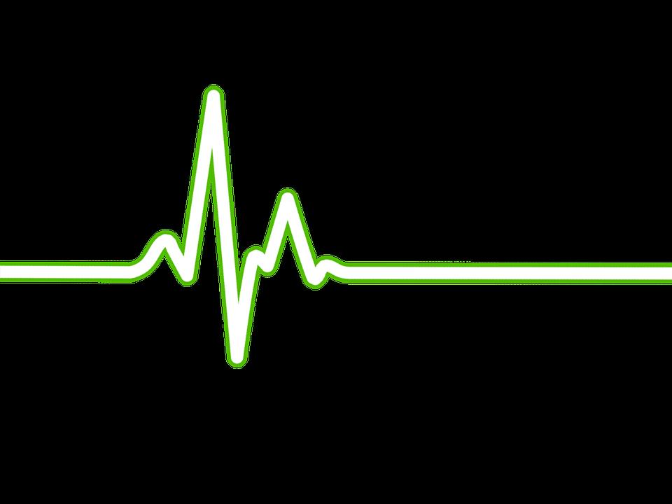 heart rate bpm ecg  u00b7 free image on pixabay ekg clipart love ekg clipart love